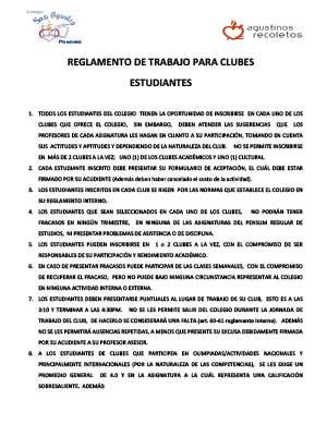 reglabmento-clubes
